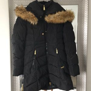 Laundry by shelli Seigal down puffer coat